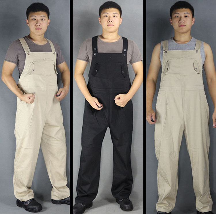 Men's special clothing Thermal coveralls Coveralls men work Protective clothing Worker uniform Workplace safety supplies Welding new men s work clothing reflective strip coveralls working overalls windproof road safety uniform workwear maritime clothing