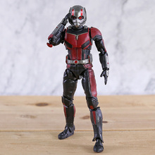 SHF 어벤저 스 4 Endgame Ant Man Infinity War Antman 액션 피겨 모델 장난감