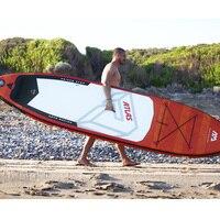 366*84*15 см надувная доска для серфинга ATLAS 2019 stand up paddle board surfing AQUA пристани водные виды спорта вспомогательная доска ISUP доска для серфинга