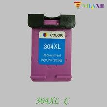 vilaxh 304xl Compatible Color Ink Cartridge Replacement For HP 304 xl for Deskjet 3700 3720 3730 3732 Printer cartridge