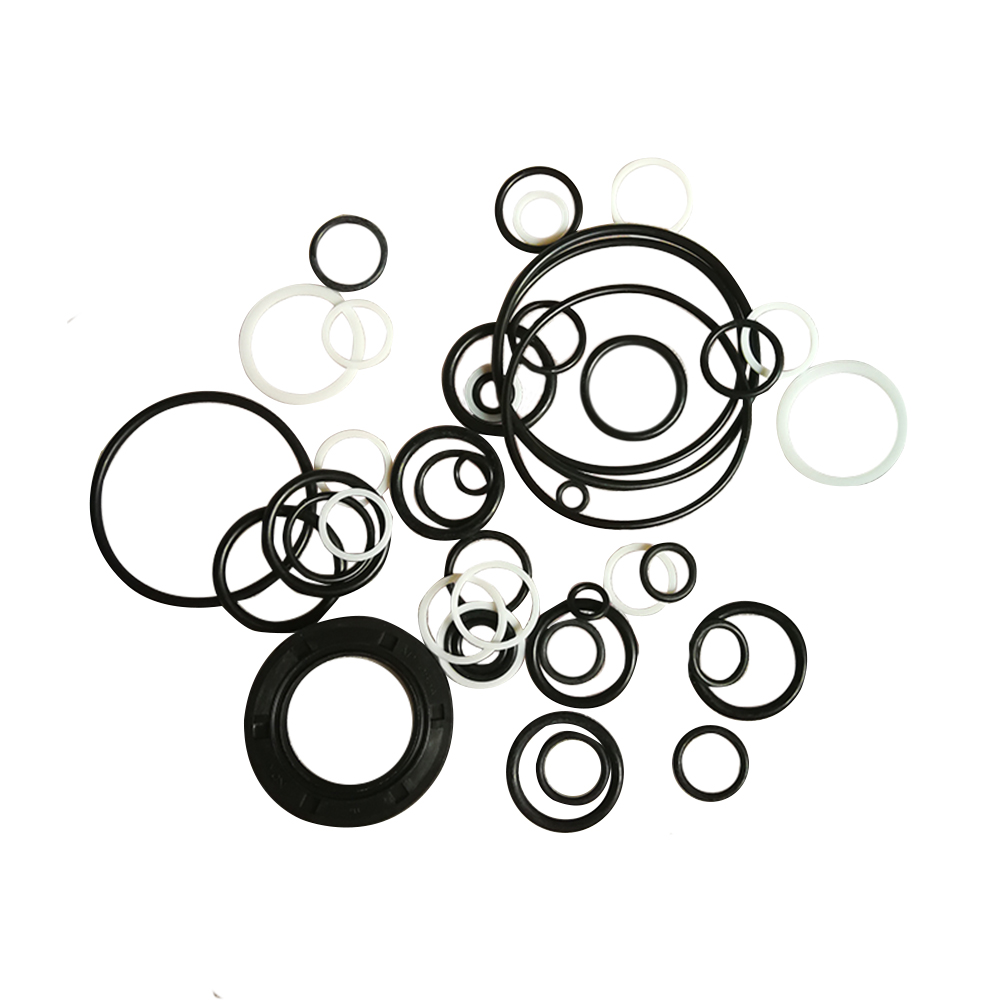Seal kit for KAYABA hydraulic pump PSV2 55T oil seal replacement engine parts