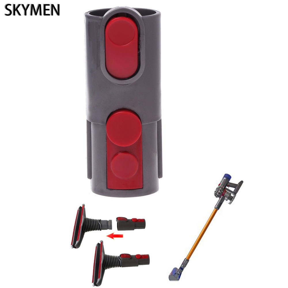 SKYMEN Universal Adapter Converter Tools For Dyson V8/V7 Vacuum Cleaner Attachments New attachments retaining implant overdentures