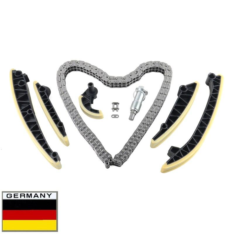 AP02 Novo Kit Cadeia de Sincronismo Para Mercedes W211 W212 W164 W251 320 350 CDi Sprinter 2500 3500 OM642