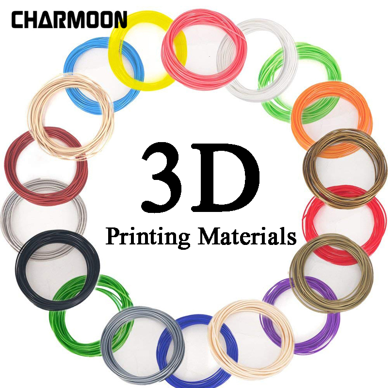 10M PLA 1.75mm Filament Printing Materials For 3D Printer Extruder Pen Accessory