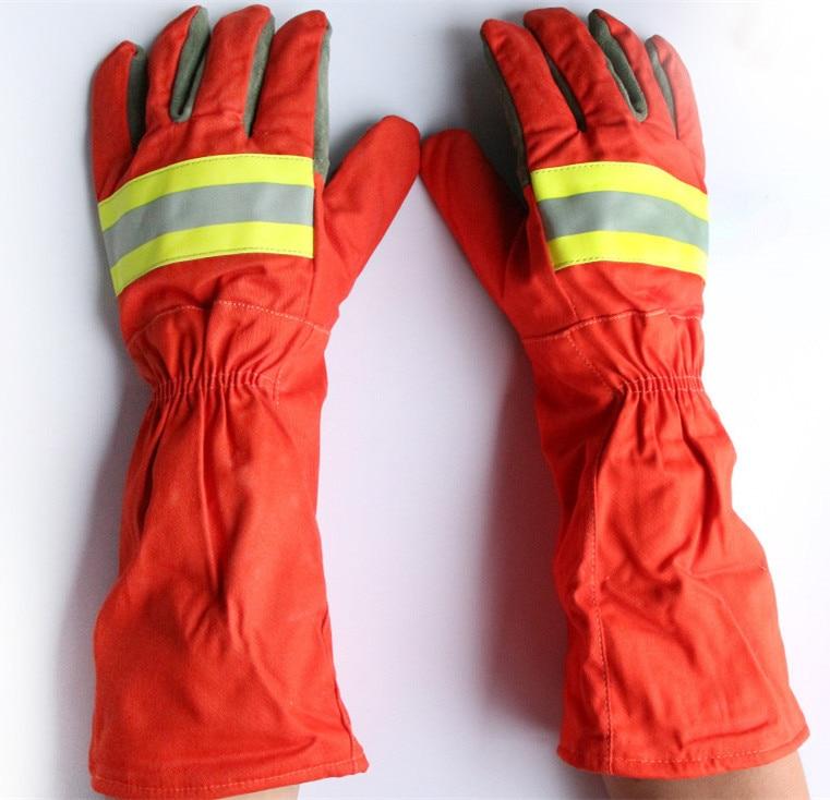 Ingyenes házhozszállítás hosszú ujjú tűzoltó védőkesztyűk - Szerszámkészletek - Fénykép 2