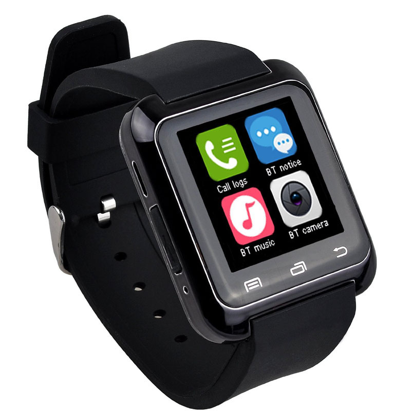 Good Sale Smart Bluetooth 4 0 Wrist Watch Pedometer Healthy for iPhone Aug 15