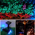 Muti-color Solar String Lights Party Lights Wedding Lights for Garden Gate Yard String Lights Party with 200 LED Waterproof