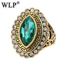Wlp бренд новейший дизайн роскошное кольцо модный неповторимый