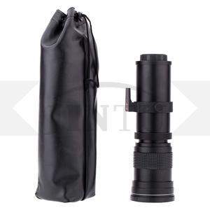Image 5 - JINTU 420 800mm F/8.3 16 آلة تكبير تليفوتوغرافي عدسات لكاميرات كانون EOS 650D 750D 550D 800D 1200D 200D 1300 5DII 5D3 5DIV 6D كاميرا رقمية