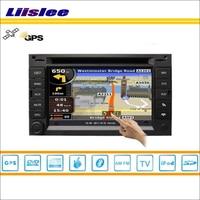 Liislee Car Radio For Suzuki Verona 2003~2006 GPS NAV NAVI Map Navigation Stereo Audio Video DVD Player S160 Multimedia System