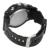 POR IGUAL AK14108 Hombres Digital Resistente Al Agua S Ejército Militar reloj LED Doble de Tiempo Reloj de Pulsera Relogios Regalo Nuevas Llegadas