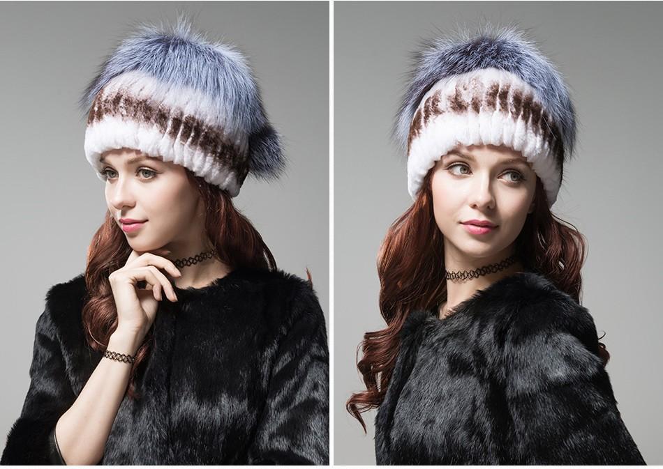 women\'s hats fur PCM002 (14)