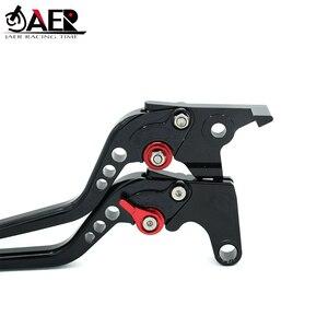 Image 5 - JEAR moto CNC leviers dembrayage de frein pour Aprilia Caponord ETV1000 2002 2003 2004 2005 2006 2007 RST1000 Futura 2001 2004