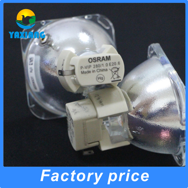 ФОТО 180 Days Warranty  VIP 280W CS.5J0DJ.001 Original Bare Projector Lamp for Benq SP820