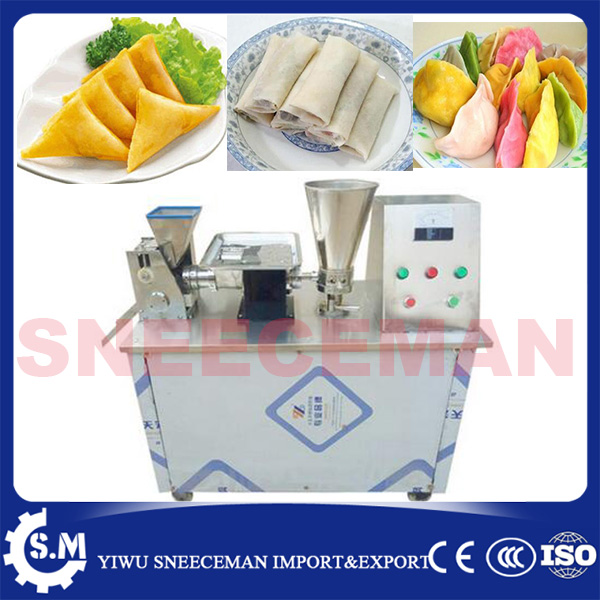 automatic stainless steel dough dumpling maker hot sale stainless steel automatic dumpling maker dumpling making machine ce certificate automatic gyoza maker steamed dumpling make automatic stainless steel dough making machine chinese dumpling maker