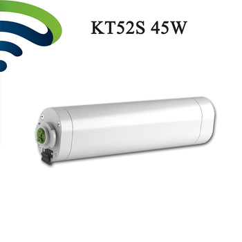 2018 Dooya Electric Curtain Motor KT52S 45W/75W Smart Home With Remote Controller DC2700 Window Curtain Home Decoration