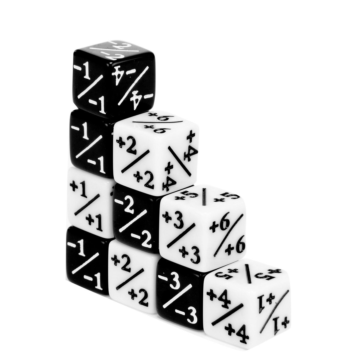 Spiele 10x Dice Counters For Magic The Gathering Table Game Funny Dices High Quality AU