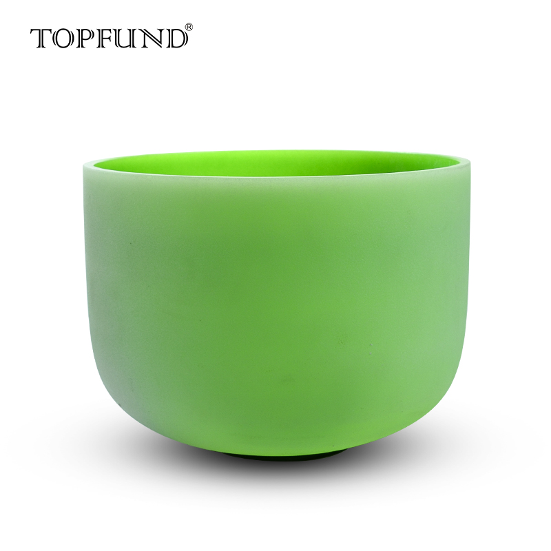 TOPFUND 432hz/Perfect Pitch F note Heart Chakra Green