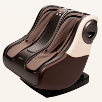 High Performance Foot Fully automatic Heated Foot Machine Electric Foot Massager Direct sale From Factory 2015