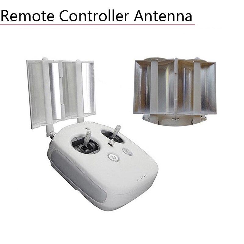 Professional Drone Parabolic Antenna Range Extender Enhancer for DJI Inspire 1 Phantom 3 4 Pro Remote Controller Signal Booster