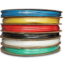 100meters 5MM  Heat Shrink Tubes Shrinkable Tubing Insulation Sleeving red green blue yellow white clear black