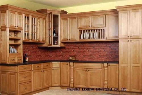 Antique Style Kitchen Cabinets Lh Sw007