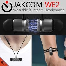 JAKCOM WE2 Inteligente Wearable telefone Fone de Ouvido venda Quente em Fones De Ouvido Fones De Ouvido como bq rog oordopjes