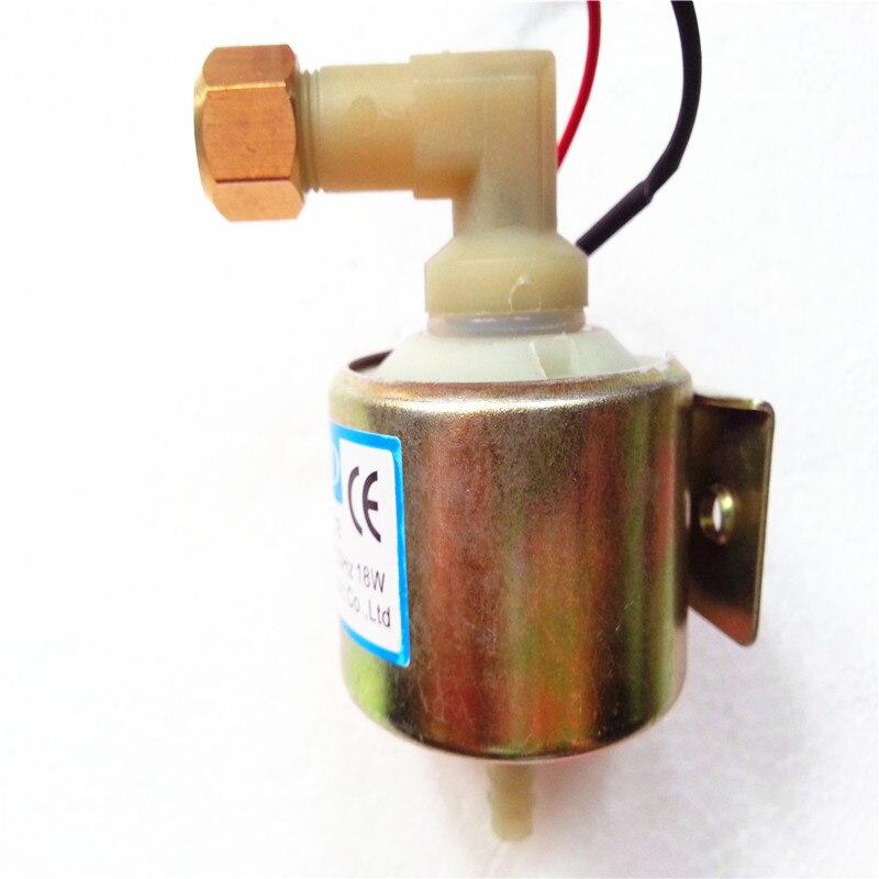 Pompe électromagnétique auto-amorçante de pompe magnétique de machine de fumée d'étape micro pompe modèle 40DCB tension 220-240v-50Hz puissance 18 W