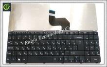 Russian Keyboard for CASPER H36 H36Y H36YB H36X Medion E6217 peagtron Medion Akoya MD97718 MD97719 RU Black same as photo