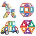 84 UNIDS Mini Magnética Bloques De Construcción Modelo de Construcción y Diseñador Magnético Educativo Bloques de Construcción de Juguete Niño Niños Regalos