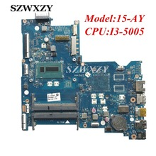 Processor Laptop Motherboard 854941-601 DDR3 BDL50 LA-D703P for HP 15-ay/15-ac/Original
