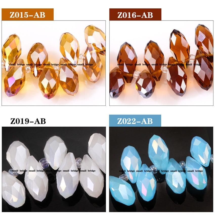 teardrop crystal bead (5)