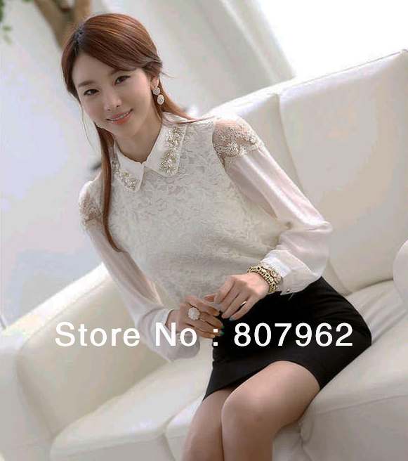 Женские блузки и Рубашки ANNEL 1