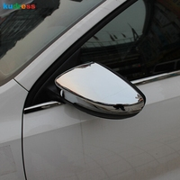 For Volkswagon Jetta 6 Mk6 2011 2012 2013 2014 2014 2015 2016 ABS Side Rearview Mirror Protector Cover Trim Back mirror Trims