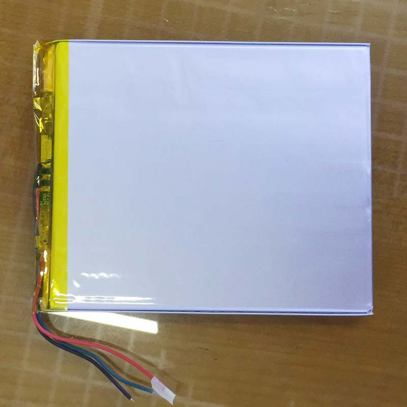 3 Line 3098120 Tablet PC Battery Capacity 3295117 3.7V 5000mA Universal Li-ion Battery For Tablet Pc 7 Inch 8 Inch 9inch 10inch