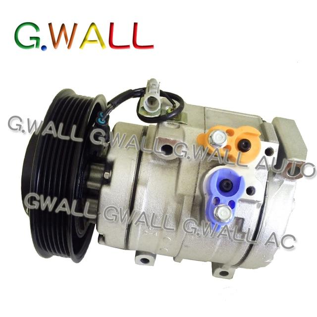 10S15L AC Compressor FOR CAR TOYOTA COROLLA 1.8L FOR MATRIX 1.8L 2003-2008 OEM 88320-02120 447220-4351 447220-4350
