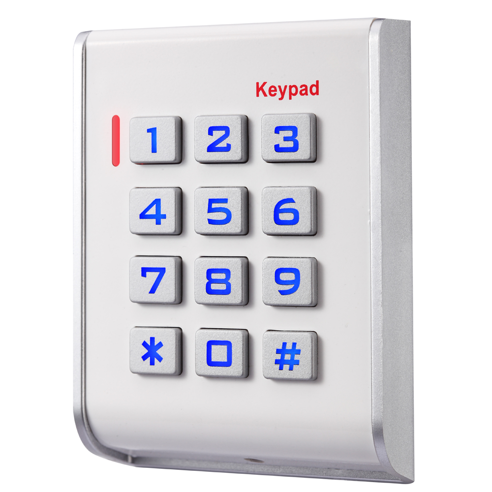 125KHz Access Control System with LED Waterproof Keypad EM ID