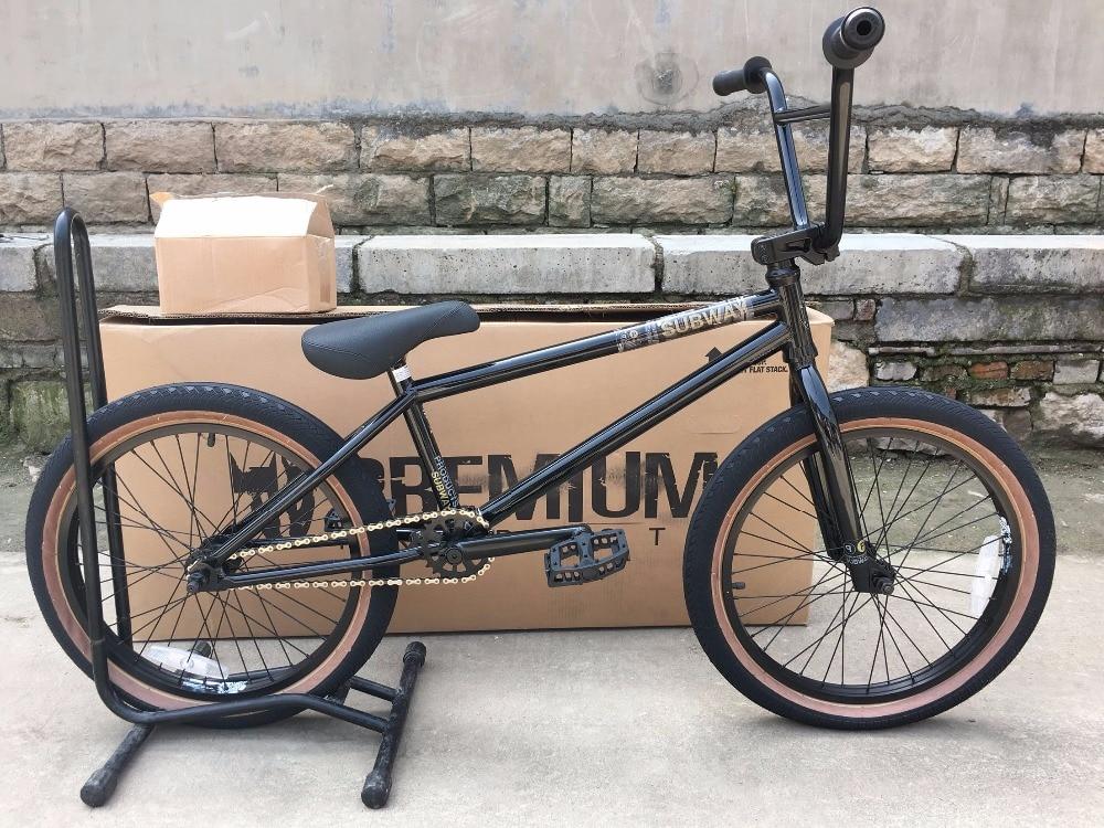 Haro Premium Subway Bmx Bikes Full CNC Full Bearings