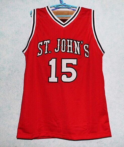 01065be01093 Ron Artest St JOHNS University basketball Jersey Embroidery Stitches  Customize any size and name-in Basketball Jerseys from Sports    Entertainment on ...