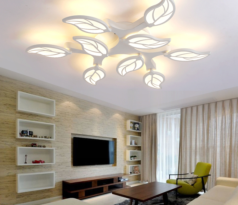 Lampe Indoor Modern New Design Ceiling Led Lights For Living Room
