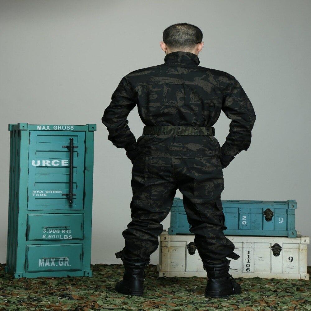 Mannen Camouflagepak Multicam Jachtkleding Tactische Uniformen - Sportkleding en accessoires - Foto 5