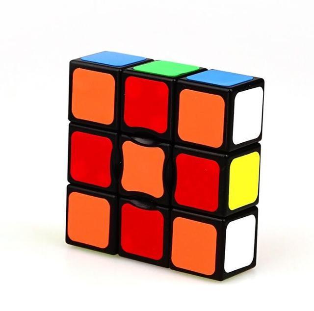 Nouveau 1x3X3 vitesse magique Cube Puzzle cerveau Teaser jouets éducatifs pour enfants enfants cubo magico noël nouvel an cadeau