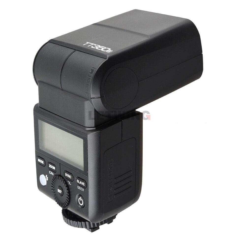 Godox Mini Speedlite TT350S TT350N TT350C TT350O Camera Flash TTL HSS voor Sony Mirrorless DSLR Camera A7s A6000 A6500 Serie - 3