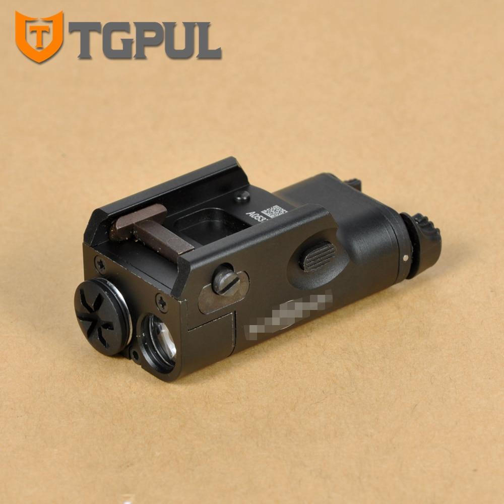 tgpul tactical gun flashlight sf weaponlight xc1 led ultra compact handgun pistol light fits. Black Bedroom Furniture Sets. Home Design Ideas