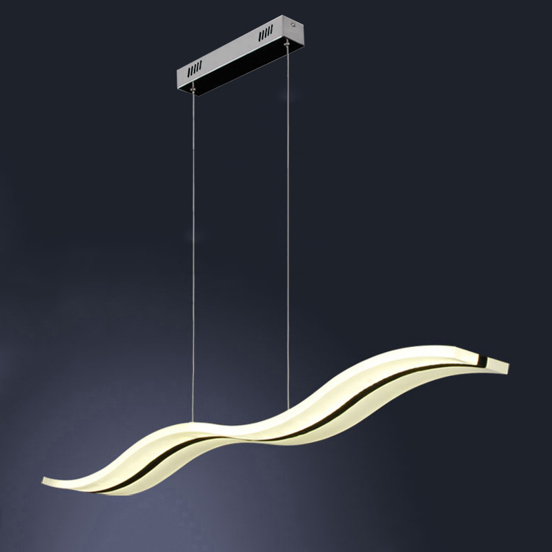 LED Pendant lights Modern Kitchen Acrylic Suspension Hanging