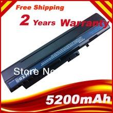 Batería de 6 celdas para acer aspire one kav10 kav60 zg5 Aspire One AOA110 AOA150 D150 A110 UM08A31 UM08A51 UM08A52 UM08A71 UM08A72