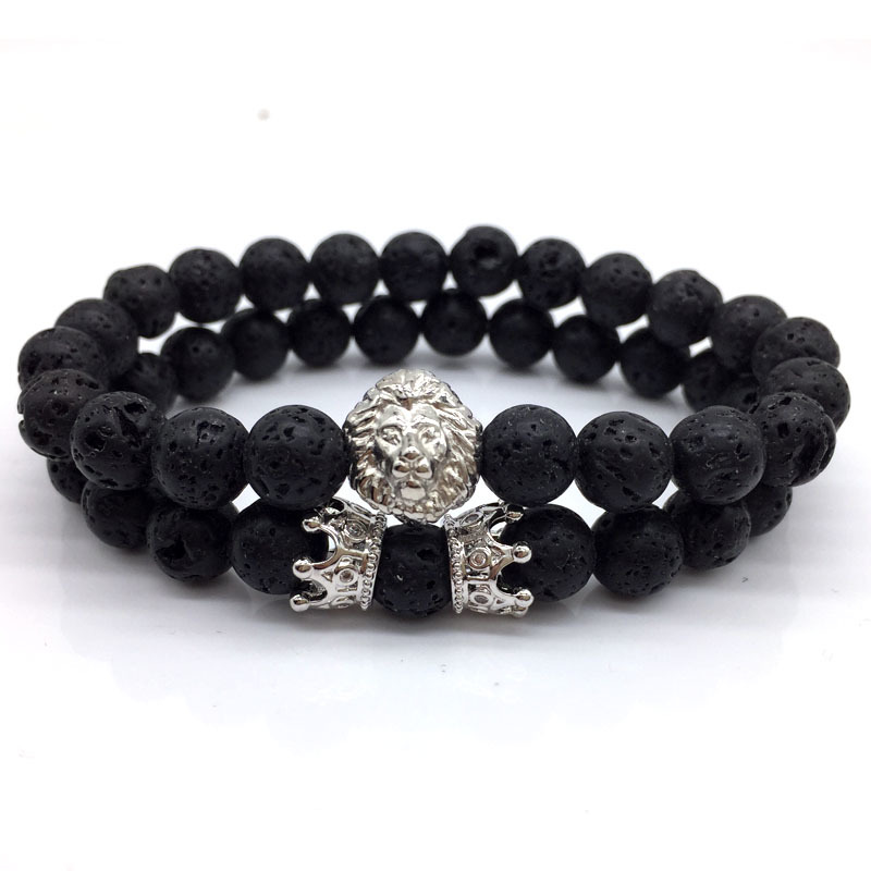 Wolf & Crown Stack