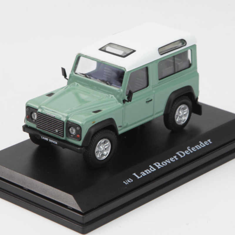 Kids way 1:43 LR Defender 110 alloy toy car toys for children diecast model car Birthday gift freeshipping