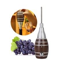 New Arrival Electric Mini Wine Decanter Pump Wine Dispenser Wine Breather Kitchen Tools цена