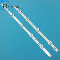 1025mm LED Backlight Lamp Strip 9leds For LG Innotek DRT 3 0 49 A B Rev03